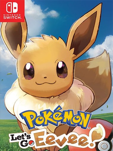 Pokemon: Let's Go, Eevee! - Nintendo Switch cd key