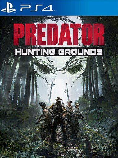 Predator: Hunting Grounds - PS4 (Digital Code) cd key