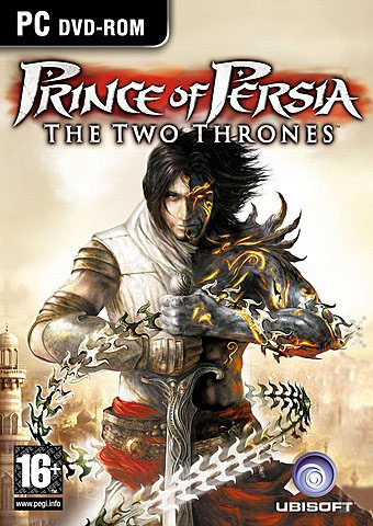 Prince of Persia: The Two Thrones cd key