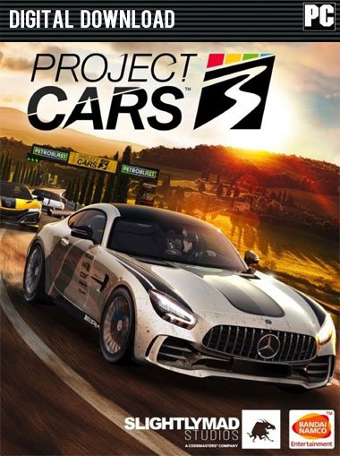 Project CARS 3 cd key