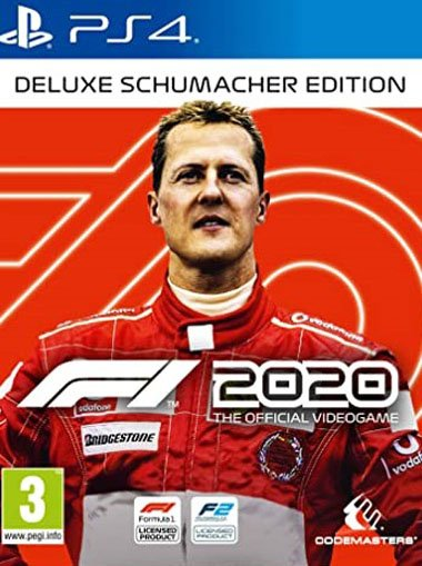 F1 2020 Deluxe Schumacher Edition - PS4 (Digital Code) cd key
