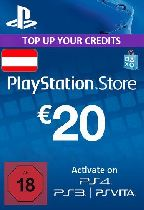 Buy Playstation Network (PSN) Card €20 Euro (Austria) Game Download