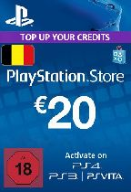 Buy Playstation Network (PSN) Card €20 Euro (Belgium) Game Download