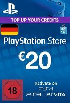 Buy Playstation Network (PSN) Card €20 Euro (Germany) Game Download