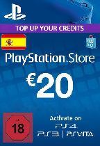 Buy Playstation Network (PSN) Card €20 Euro (Spain) Game Download