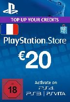 Buy Playstation Network (PSN) Card €20 Euro (France) Game Download