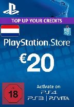 Buy Playstation Network (PSN) Card €20 Euro (Netherlands) Game Download
