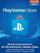 Buy Playstation Network (PSN) Card $25 USA Game Download