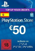 Buy Playstation Network (PSN) Card €50 Euro (Spain) Game Download