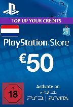 Buy Playstation Network (PSN) Card €50 Euro (Netherlands) Game Download