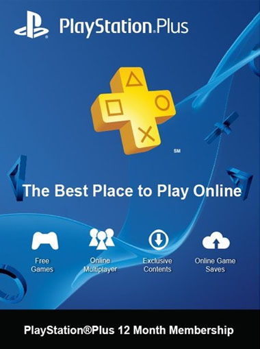 Playstation Plus 12 Month Subscription (USA PSN) cd key