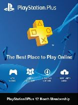 Buy Playstation Plus 12 Month Subscription (USA PSN) Game Download