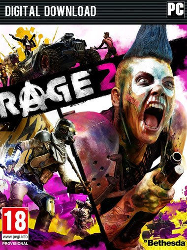 RAGE 2 [EU/RoW] cd key