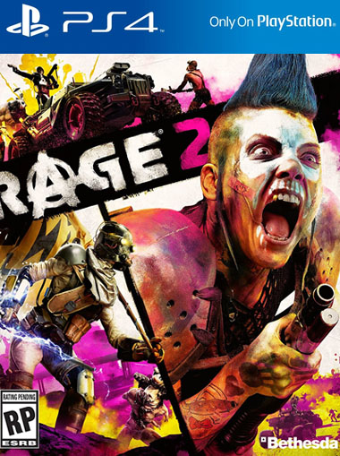 RAGE 2 - PS4 (Digital Code) cd key