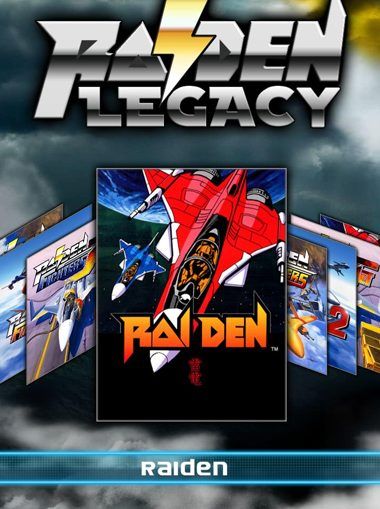 Raiden Legacy cd key