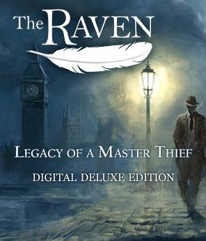 The Raven - Legacy of a Master Thief Deluxe cd key