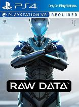 Buy Raw Data - PlayStation VR PSVR (Digital Code) Game Download