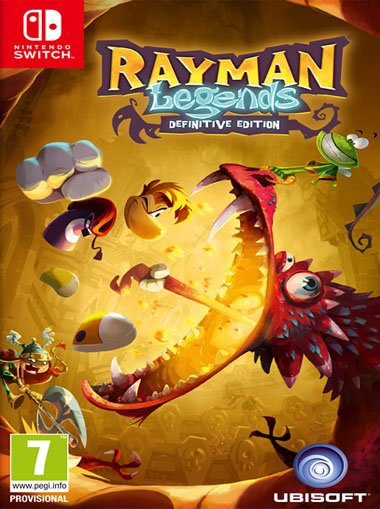 Rayman Legends Definitive Edition - Nintendo Switch cd key