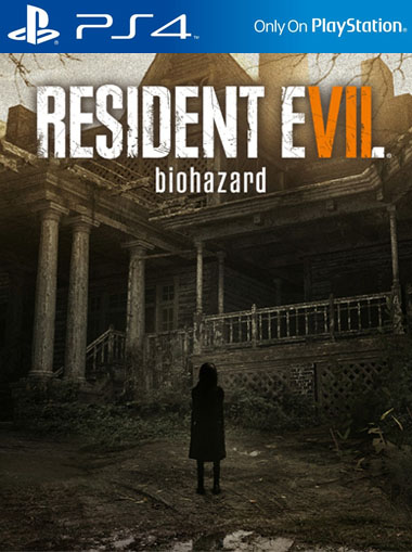 Resident Evil 7 Biohazard PS4/PSVR (Digital Code) cd key