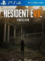 Buy Resident Evil 7 Biohazard PS4/PSVR (Digital Code) Game Download