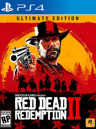 Red Dead Redemption 2 Ultimate Edition - PS4 (Digital Code) cd key