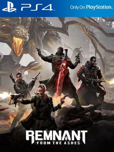 Remnant: From the Ashes - PS4 (Digital Code) cd key