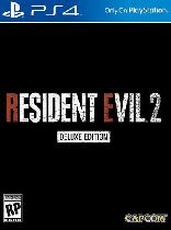 Buy Resident Evil 2 / Biohazard RE:2 Deluxe - PS4 (Digital Code) Game Download