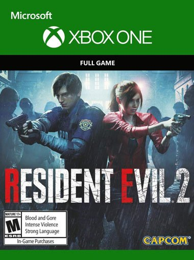 Resident Evil 2 / Biohazard RE:2 - Xbox One (Digital Code) cd key