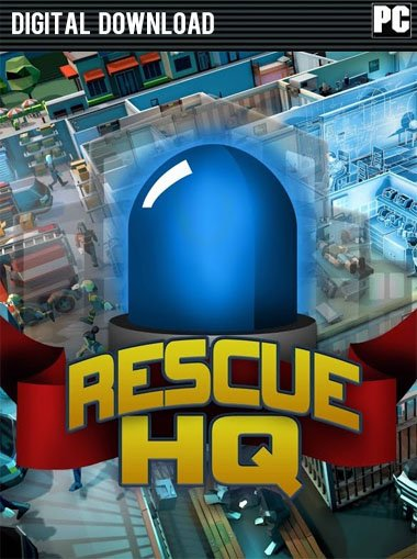 Rescue HQ - The Tycoon cd key