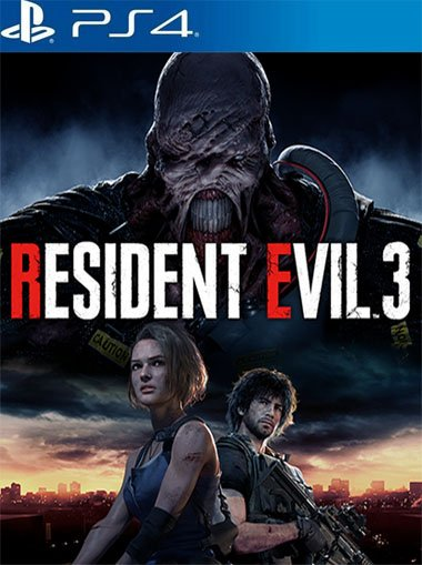 Resident Evil 3 Remake - PS4 (Digital Code) cd key