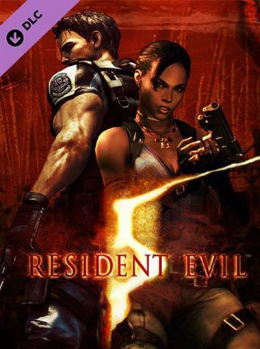 Resident Evil 5 - UNTOLD STORIES BUNDLE DLC cd key