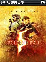 Buy Resident Evil 5 Gold Edtion Game Download