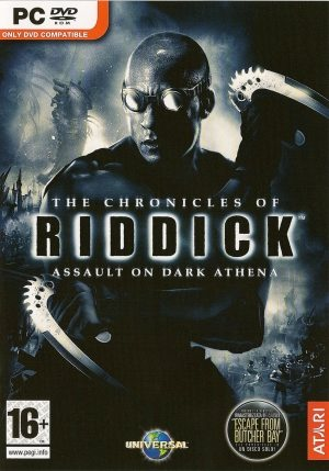 The Chronicles of Riddick Assault on Dark Athena cd key