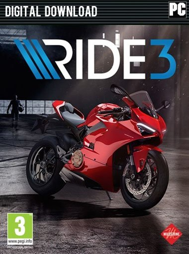 Ride 3 cd key