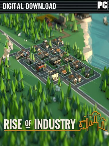 Rise of Industry [EU] cd key