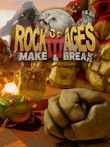 Rock of Ages 3: Make & Break cd key