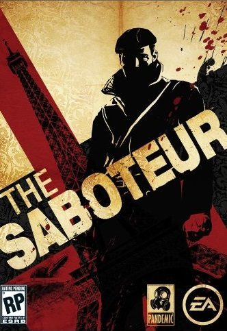 The Saboteur cd key