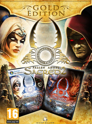 Sacred 2 Gold cd key