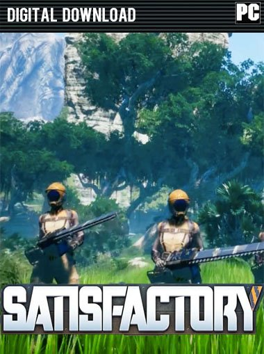 Game Accessibility Top Ten: Køb Satisfactory Epic Games Account PC Spil