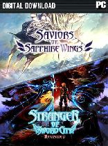 Buy Saviors of Sapphire Wings / Stranger of Sword City Revisited Game Download