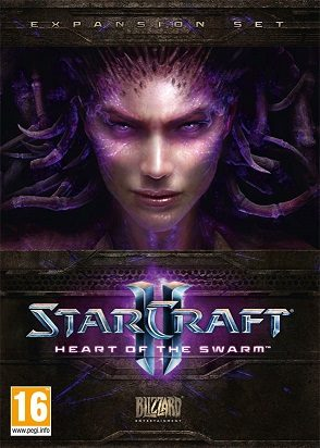 StarCraft 2 Heart of the Swarm cd key