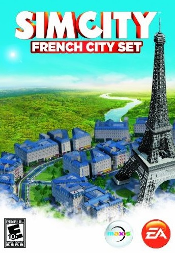 SimCity - French City Set cd key