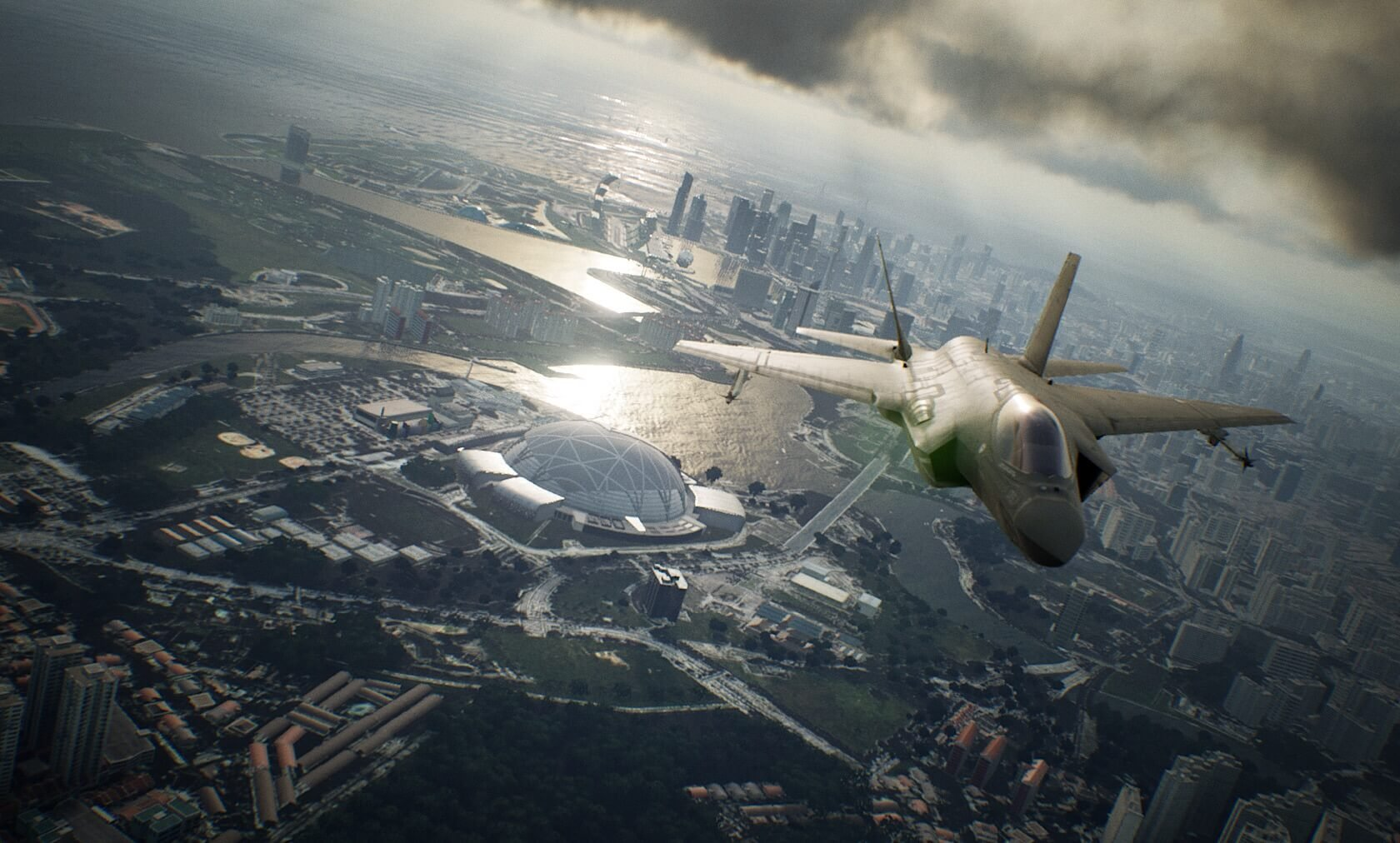 ace combat online free game