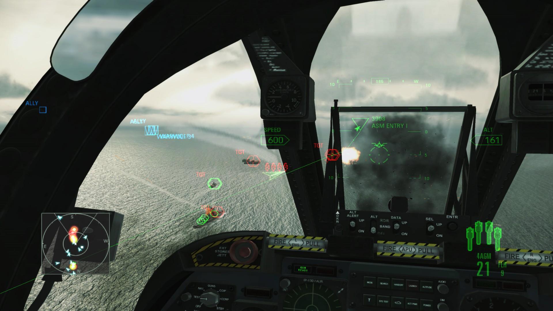 Ace Combat Assault Horizon - Enhanced Edition - Steam