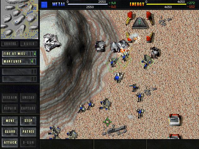 Buy Total Annihilation Commander Pack Pc Game Download