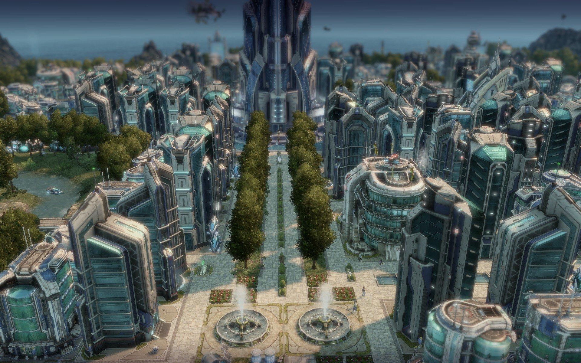 Kaufen anno 2070 pc spiel uplay download for Anno 2070 find architect