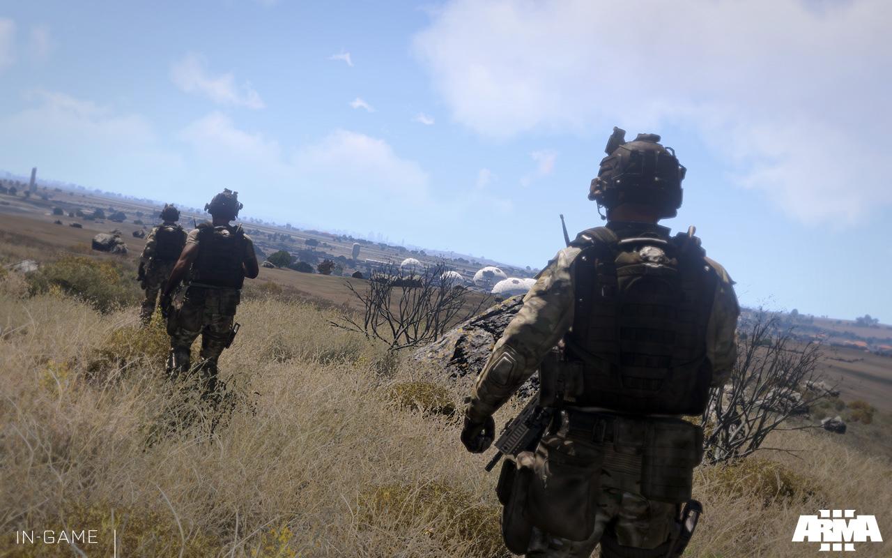ArmA 3 Anniversary Edition (EU) - Steam