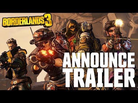 Borderlands 3 - PS4 (Digital Code) - Playstation Network
