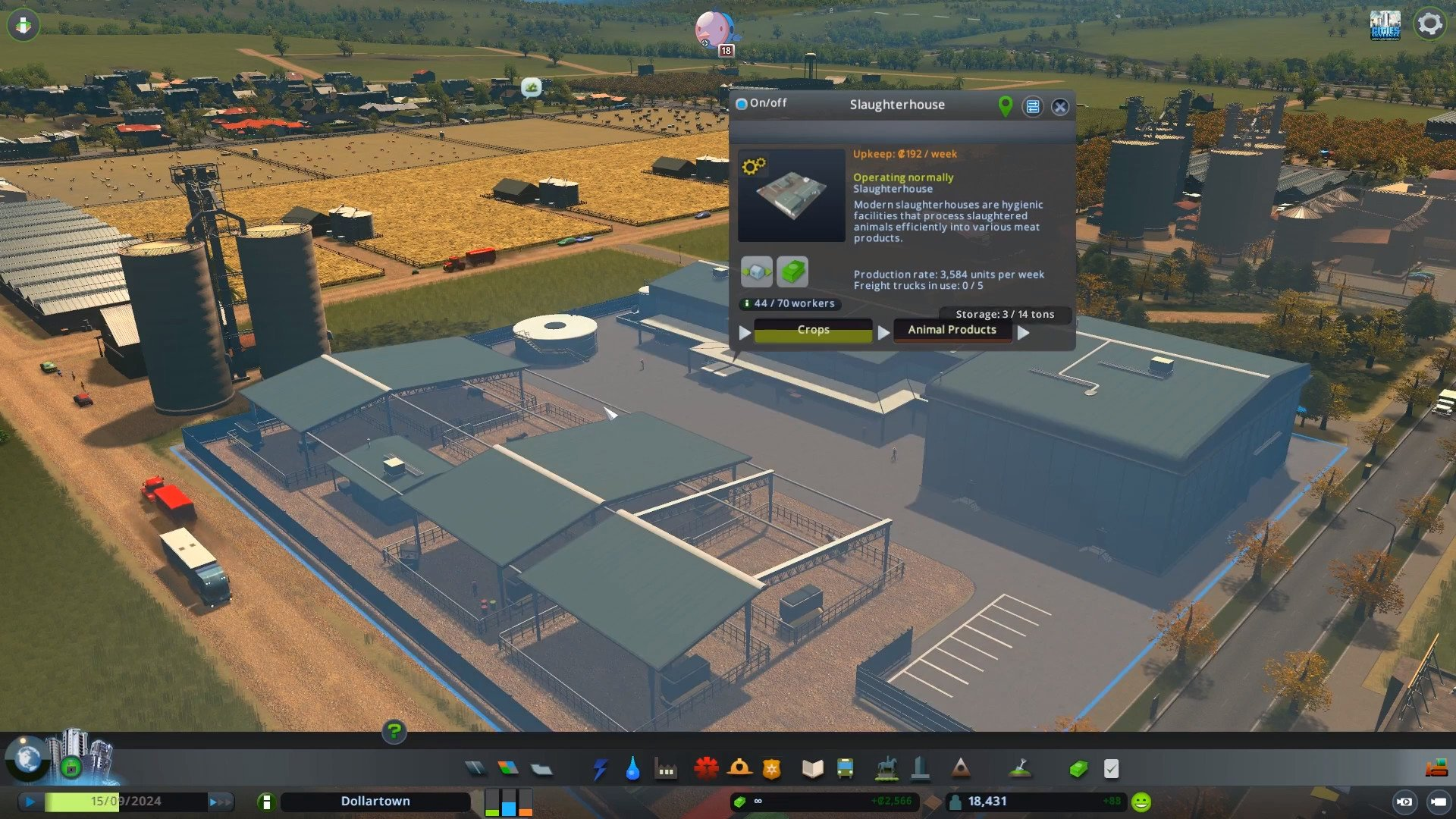 Buy Cities Skylines Industries DLC PC Game | Steam Download