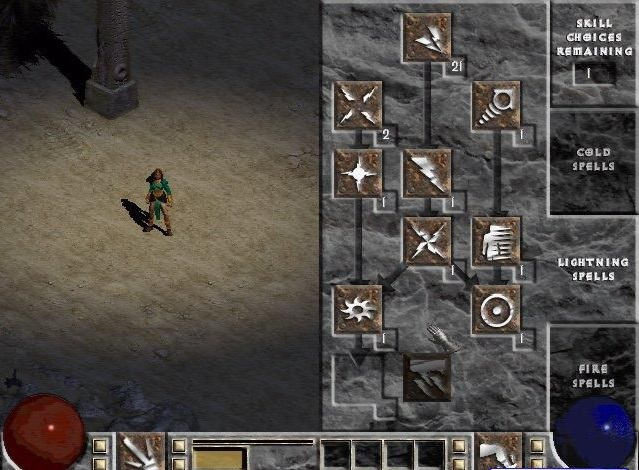 Diablo 2 Lord of Destruction DLC - Battle net